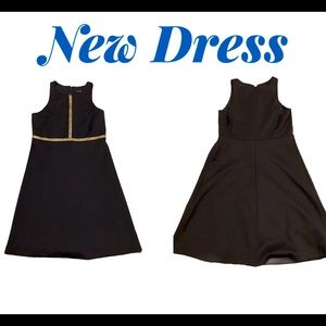 Jessica Simpson brand new work black dress